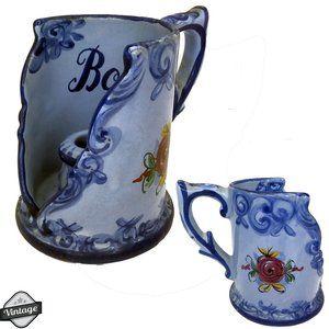VTG Vestal Alcobaca Half Mug Candle Holder